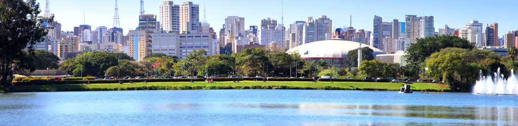 Parque do Ibirapuera - SP